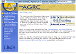 AGRC Website v3 Screenshot