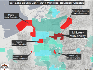 SL Co Municipal Changes