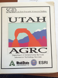 Cover, SGIC CD, 1995