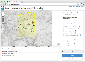 Environmental Map (DEQ)