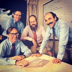 The Early Days at ESRI
