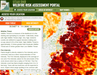 FFSL Launches New Wildfire Risk Assessment Portal