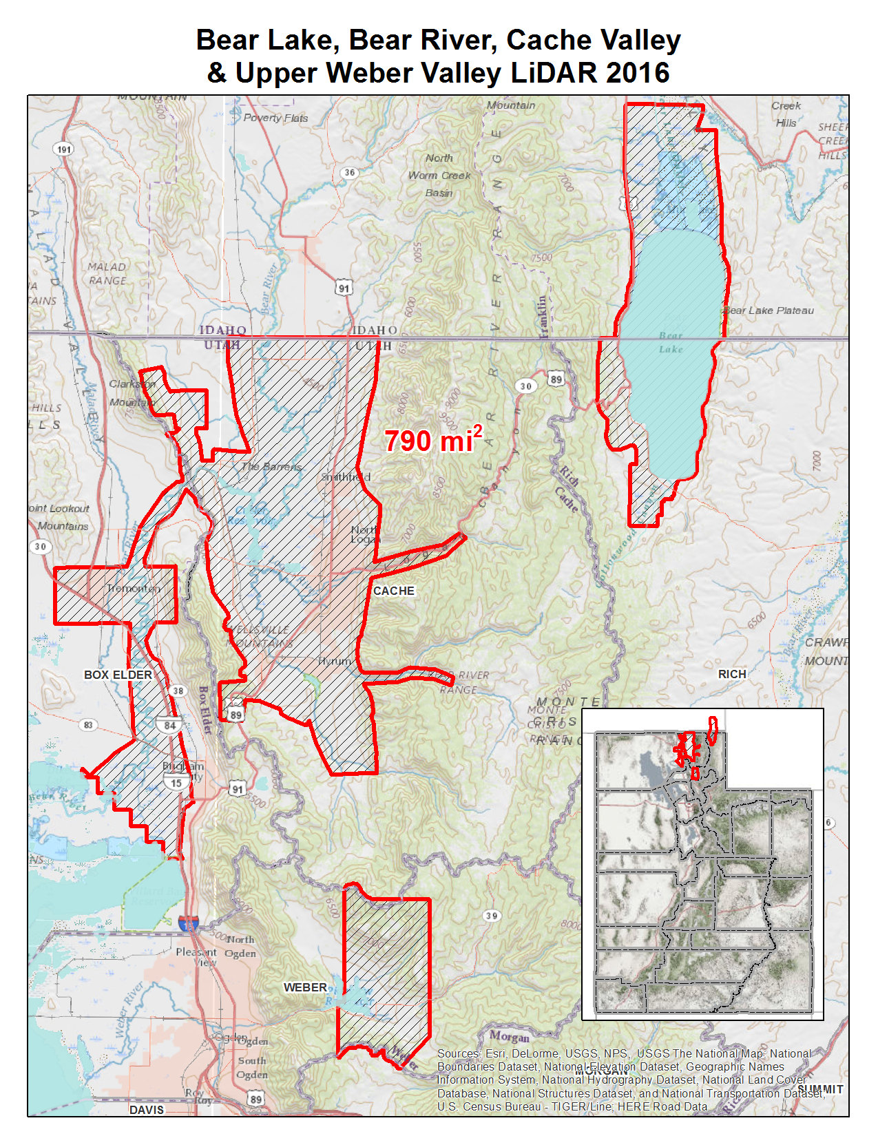 2016 Bear Lake Bear River Cache Valley And Upper Weber Valley