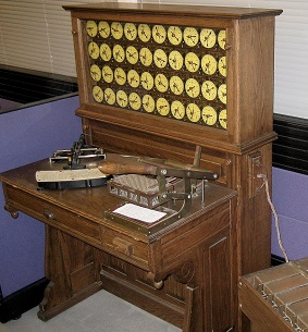 Hollerith's Tabulation Machine