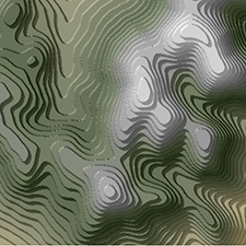 Shaded Contours